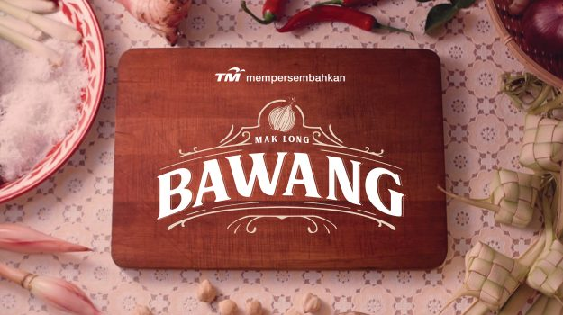 Mak Cik Bawang makes her appearance in TM's Raya ad