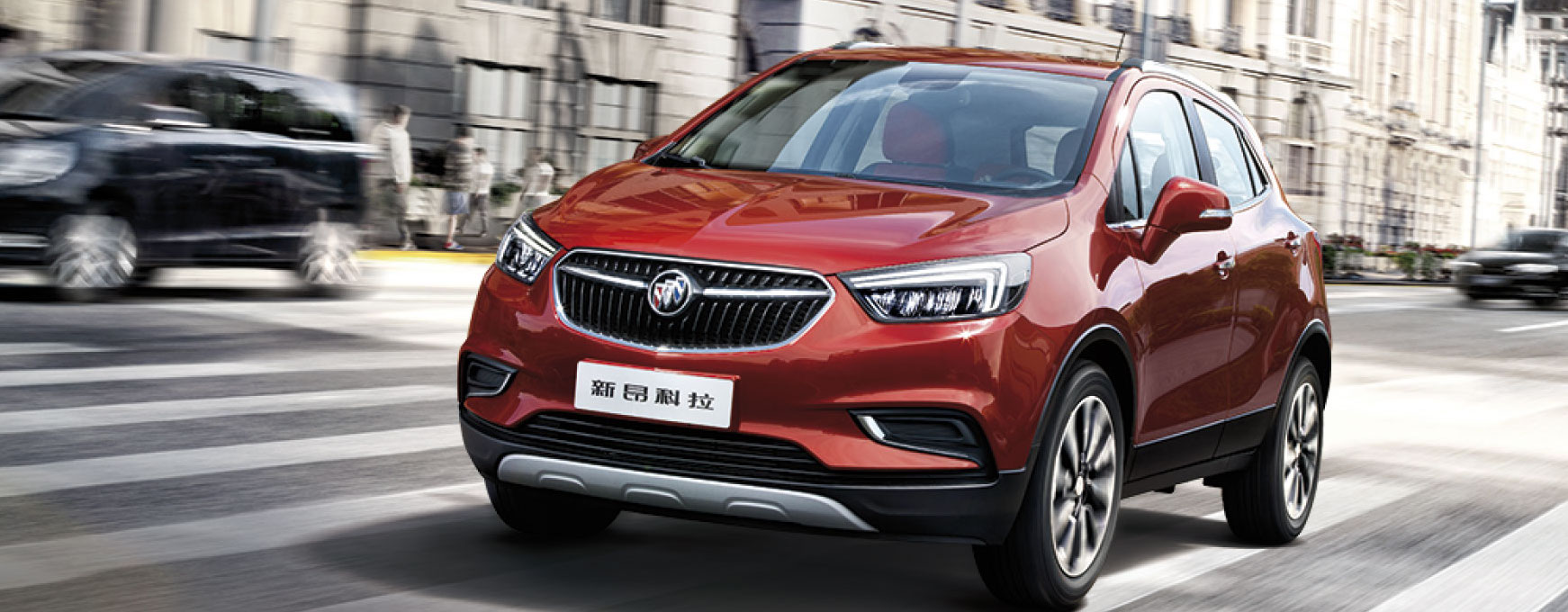 Buick Encore launched new ad campaign