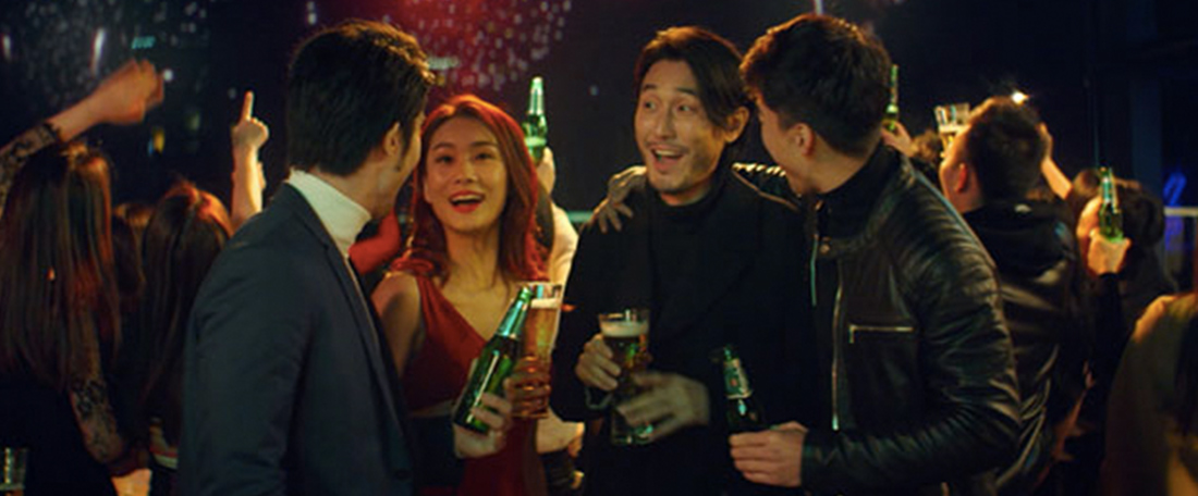 Carlsberg Celebrates Chinese New Year