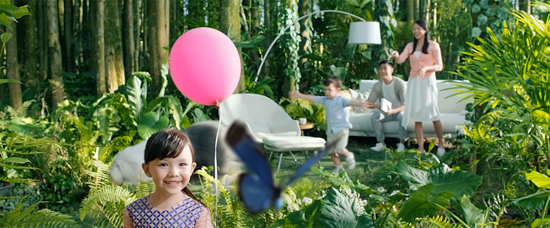 MullenLowe Shanghai Launches New Campaign For AzkoNobel's Dulux