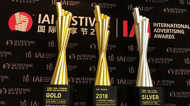 MullenLowe Shanghai Wins Agency Of The Year