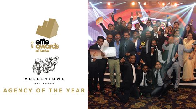 MullenLowe Sri Lanka Crowned Agency of the Year at Effies