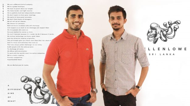 MullenLowe Duo Win Sri Lankan Leg of Young Spikes Digital Competition