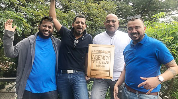 MullenLowe Sri Lanka Awarded Campaign South Asia Creative Agency of the Year Gold