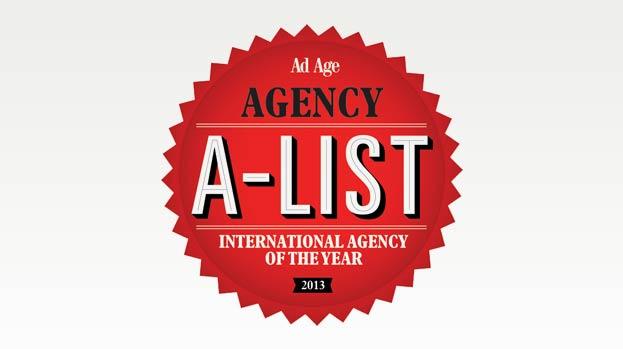 LOWE/SSP3, la agencia del año para Ad Age