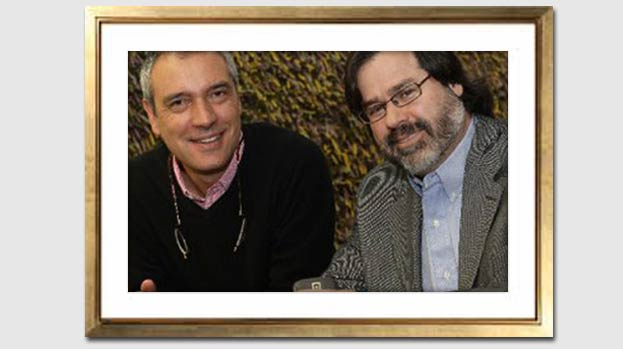 José Miguel Sokoloff y Francisco Samper, 2012 Agency Innovators