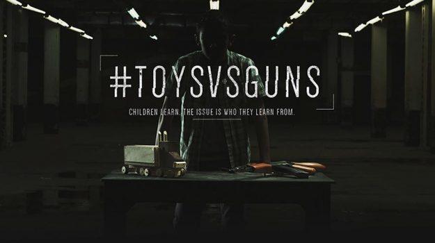 TOYS vs GUNS