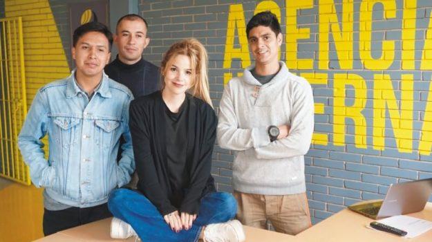 """Apoyamos el proyecto """"Agencia Interna"""""""