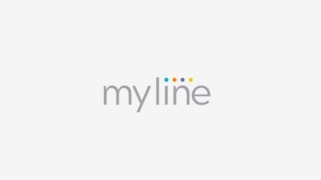 My line