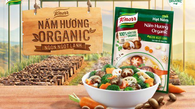 Knorr Organic Mushroom Launch in Vietnam