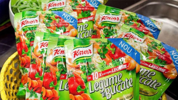 """Launch of Knorr """"Legume in bucate"""" in Romania"""