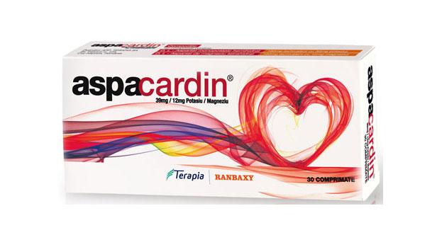 Aspacardin campaign for Terapia Ranbaxy