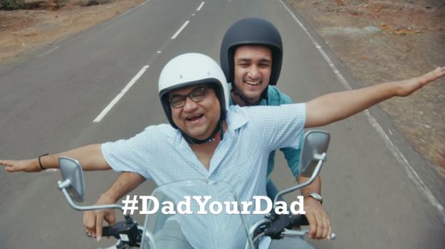 Bajaj Avenger – Fathers Day