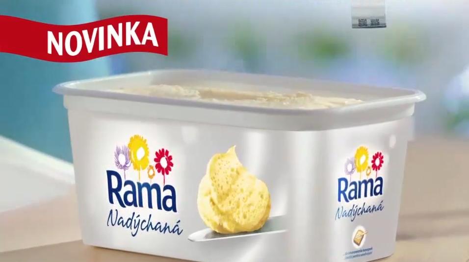 Rama Nadýchaná