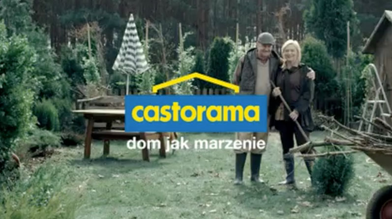 LOWE Warsaw has won a pitch for CASTORAMA