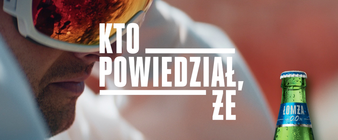 New communication platform for Łomża beer