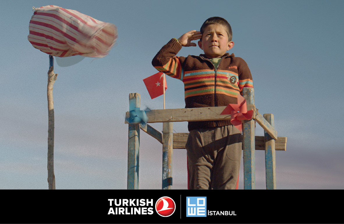"First turkish ad published in Shots is Lowe Istanbul's ""dreams""!"