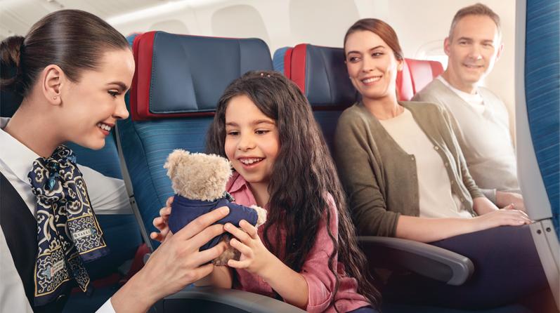 Türk Hava Yolları – B777 Economy Class