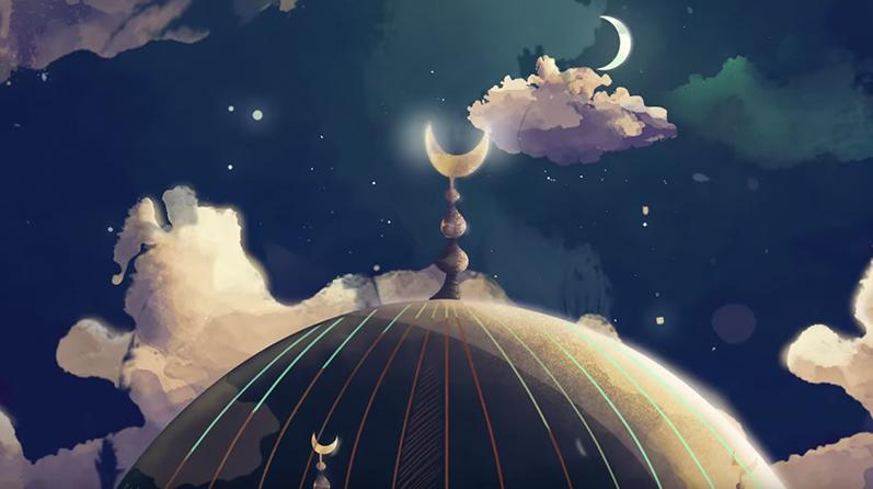 Ramazan'da bu hilalin altında buluşalım, Yardımseven olmanın mutluluğunu yaşayalım.