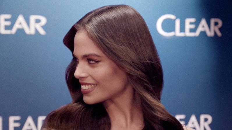 Clear ile Saçların Başrolde