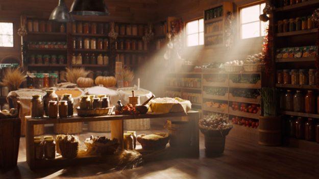 Knorr'un Kileri Kışa Hazır