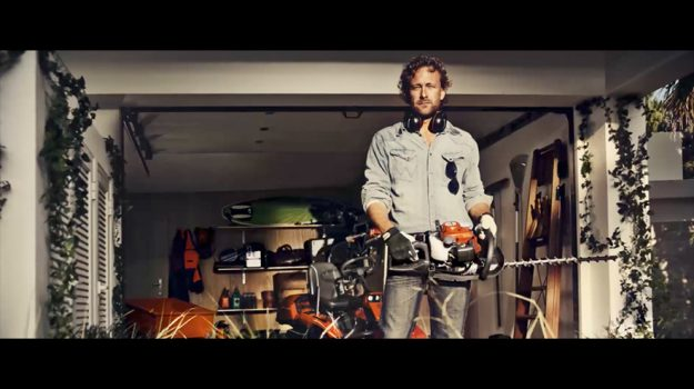 New spots from MullenLowe Athens for Husqvarna.