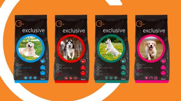 Tasteful design, for tasty pet food!