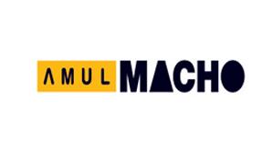Amul Macho logo