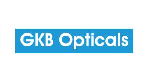 GKB Opticals logo