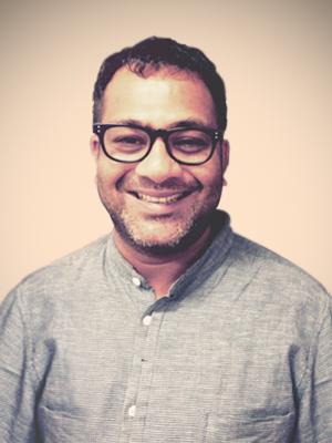 Rajesh Ramaswamy (Ramsam)