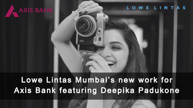 'Experience Axis' with Deepika Padukone in latest campaign by Lowe Lintas