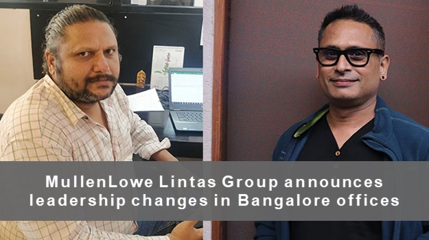 MullenLowe Lintas Group announces leadership changes in Bangalore offices