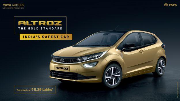 Tata Altroz – The Gold Standard