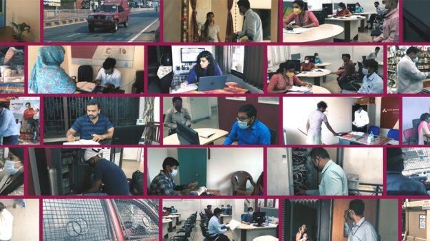 Axis Bank – Zindagi Rahe Open