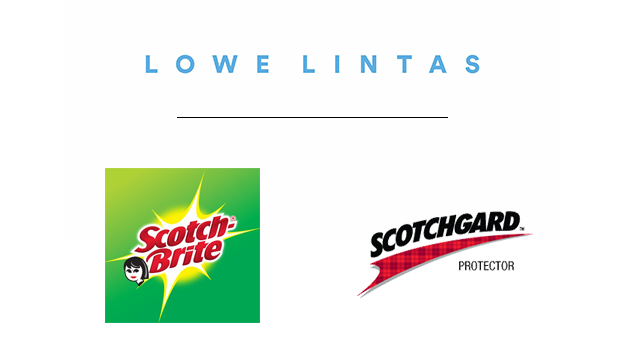 Lowe Lintas bags the creative mandate for two brands of 3M India