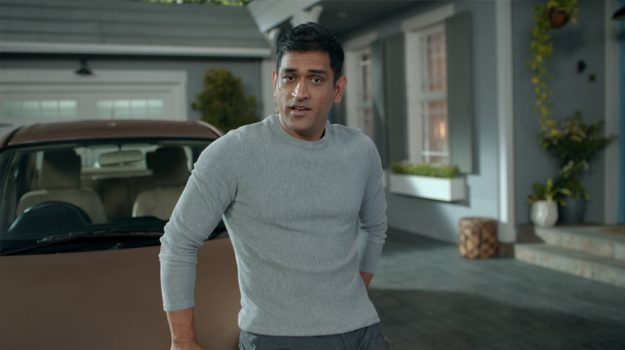 CARS24 – Dhoni in Multiple Avatars