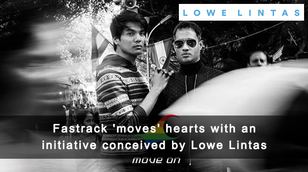 Fastrack 'moves' hearts with an initiative conceived by Lowe Lintas