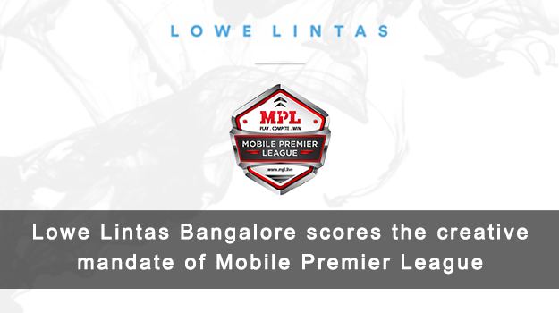 Lowe Lintas scores the creative mandate of Mobile Premiere League