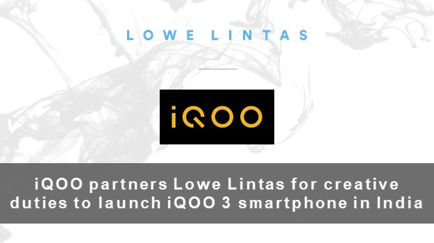 iQOO partners Lowe Lintas for creative duties to launch iQOO3 smartphone in India