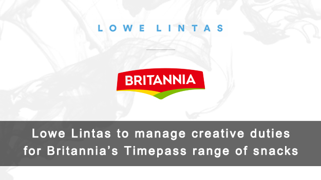 Lowe Lintas to manage creative duties for Britannia's Timepass range of snacks
