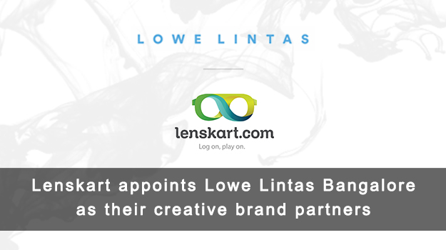 Lenskart appoints Lowe Lintas as their creative brand partner