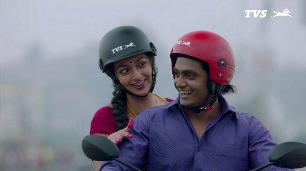 TVS Scooty – Mudhal Kadhal (First Love)