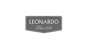 leonardo olive oil logo