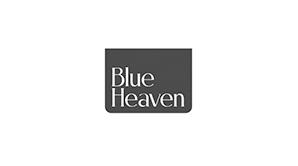 blue heaven logo