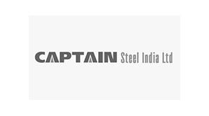 captain steel logo