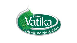 Dabur Vatika Logo
