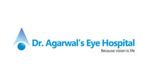 Dr Agarwal Logo