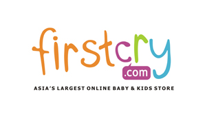 First cry Logo