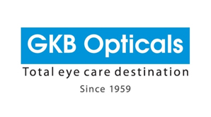 GKB Opticals Logo