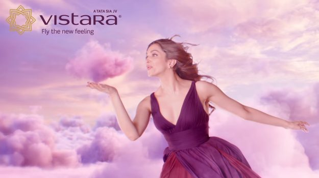 Vistara – Fly the new feeling
